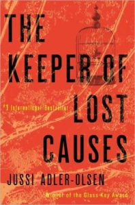 Keeper of Lost Causes Cover