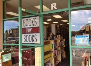 BooksorBooks is located at 3460 E. Sunset Road in Las Vegas, not far from McCarran Airport.