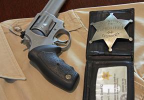 badge-and-gun